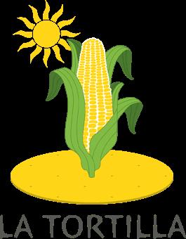 LA TORTILLA - Logo